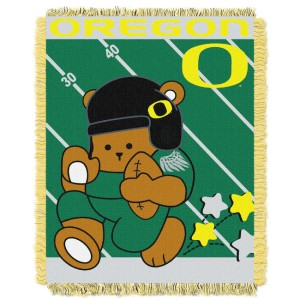 Oregon-Ducks-baby-blanket