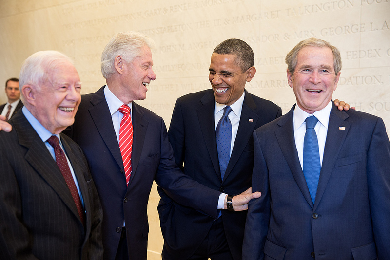 Ex presidents