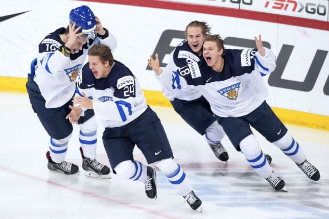 Finns-celebrate