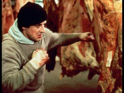 Rocky Raw Meat