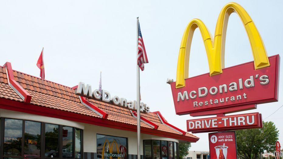 McDonalds-arch